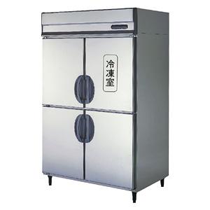 【新品】厚型Fukushima【フクシマ】業務用冷凍冷蔵庫 幅1200タイプ冷凍室238L・冷蔵室777LURD-41PM1 内装ステンレス鋼板