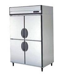 【新品】厚型Fukushima【フクシマ】業務用冷凍冷蔵庫 幅1200タイプ冷凍室502L・冷蔵室502LURD-42PM1 内装ステンレス鋼板
