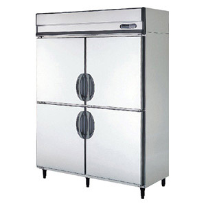 【新品】薄型Fukushima【フクシマ】タテ型業務用冷蔵庫幅1490タイプ 1.067LURN-50RM1 内装ステンレス鋼板
