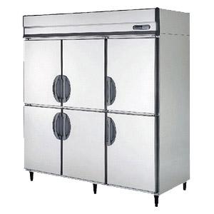 【新品】厚型Fukushima【フクシマ】タテ型業務用冷蔵庫幅1790タイプ 1.669LURD-60RMTA1 内装ステンレス鋼板