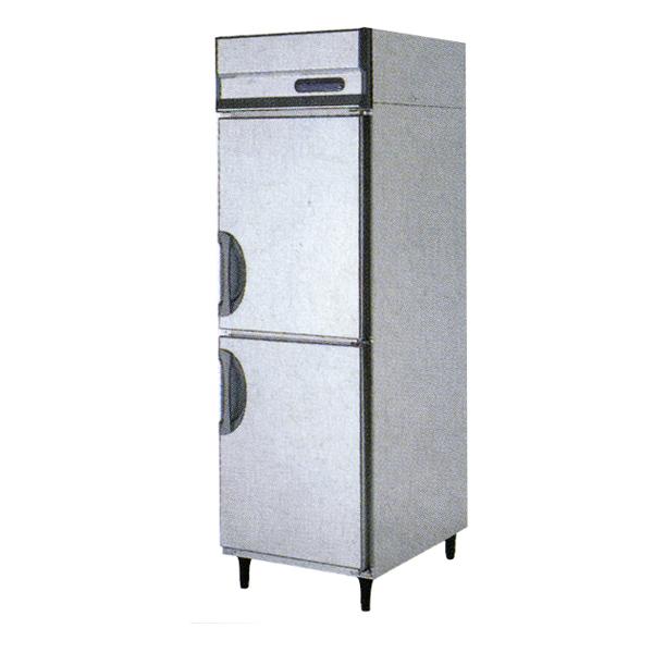 【新品】厚型Fukushima【フクシマ】タテ型業務用冷蔵庫幅610タイプ 502LURD-20RM1 内装ステンレス鋼板