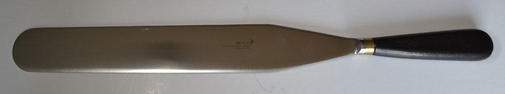 DEGLON 購買 デグロン パレットナイフ スパチュラ 木柄30cm NEW売り切れる前に☆