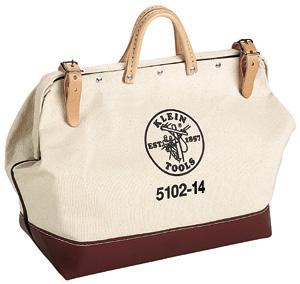 【取り寄せ品!】KLEIN TOOLS(クラインツール)CANVAS TOOL BAG(キャンバスツールバック)#14