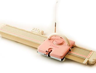Happy Knitting あみむめも♪GK-370 6.5mmピッチ 100針