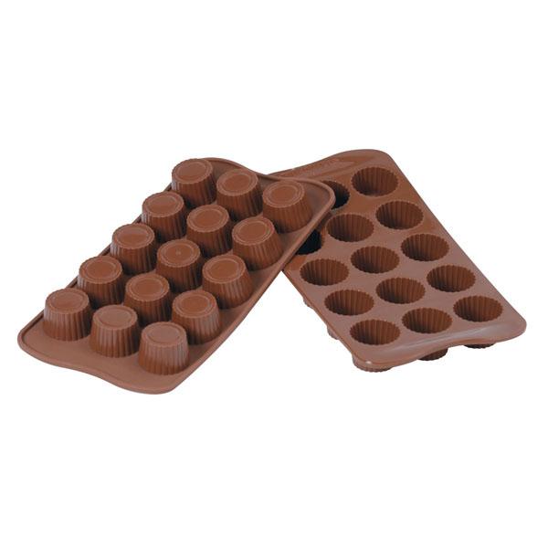 Kyarahouse Silicomart Chocolate Mold Praline Scg07 Wml8301 Build
