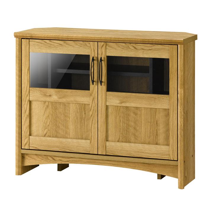 カントリー調デザイン家具 ミドルテレビ台 グレース GRC-6580AV送料無料 木製 家具 棚 リビング収納 木製棚 木製リビング収納 家具棚 棚木製 リビング収納木製 棚家具 朝日木材加工 【TD】 【代引不可】