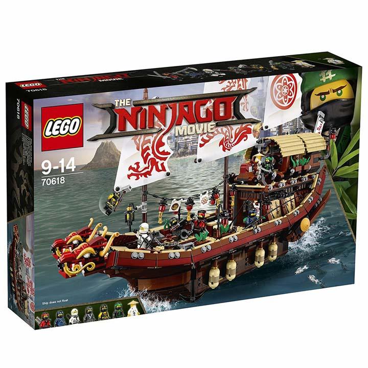 レゴ ニンジャゴー 空中戦艦バウンティ号 70618送料無料 玩具 組立ブロック 遊び LEGO レゴジャパン 【TC】【★SA10】