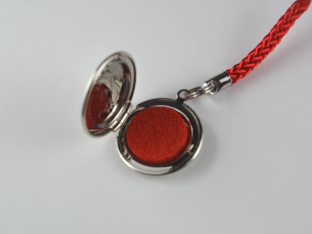 4 密封插入 (用朱砂墨水) 黑粉红色、 紫色和白色、 红色和白色,黑色和红配色方案