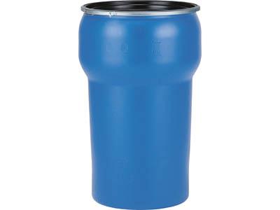 ドラム缶 プラスチックドラム(オープンタイプ)PDN200L-1