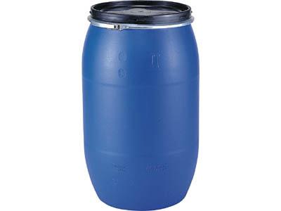 ドラム缶 プラスチックドラム(オープンタイプ)PDO220L-1