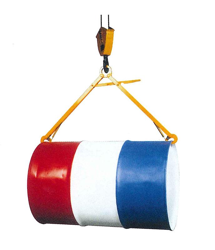 ドラム缶用 ドラム缶横吊り具 ホイスト用