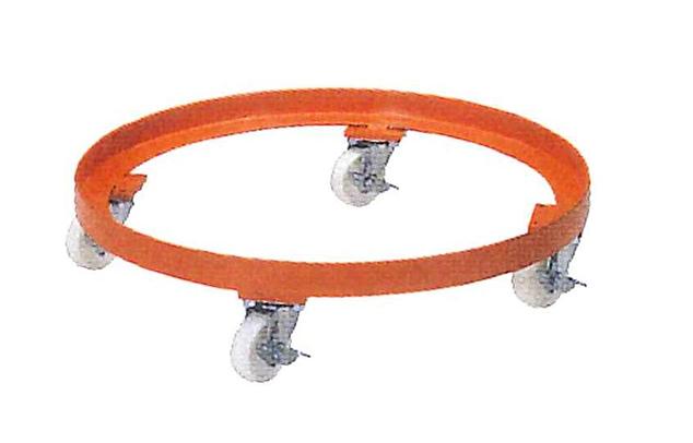 ドラム缶用 ドラム台車 L(ライト)タイプ