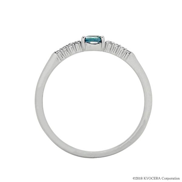グランディディエライトリング 指輪 0 10ctUP オーバル ハーフエタニティ風 プラチナプレゼント 天然石 京セラnN8Ov0wym