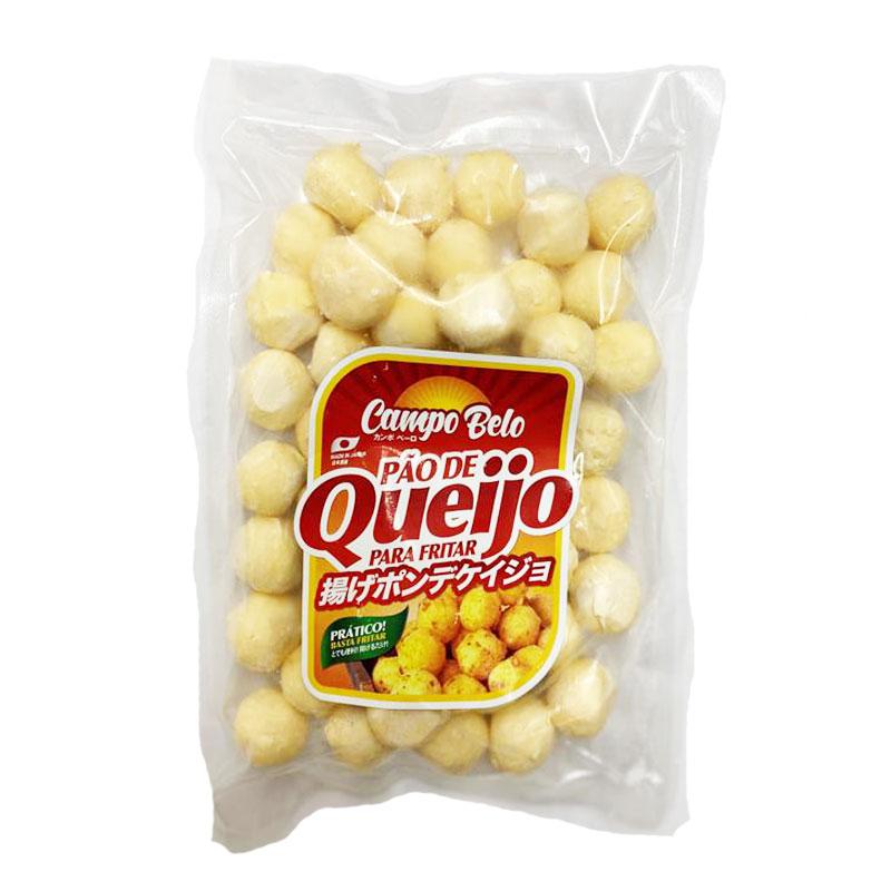 ブラジル家庭料理 外はカリカリ 中はもちもち ポンデケイジョ ポン デ ケージョ セール商品 揚げチーズパン500GR あす楽対応 初売り BELO 保存食 CAMPO 冷凍食品 非常食 長期保存
