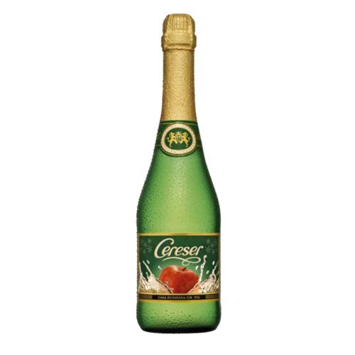 苹果的发泡酒海美元(shidora)serezeru 660ml Sidra Cereser 10P04Mar17