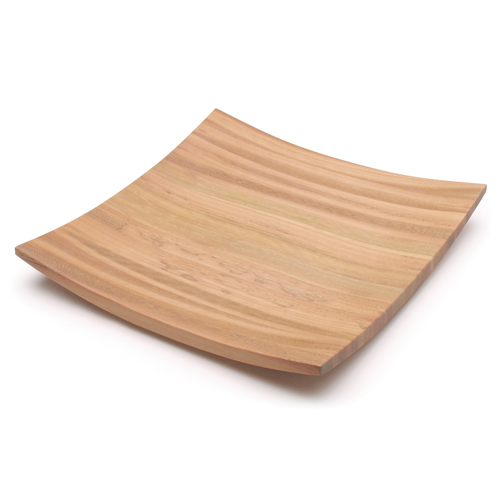 ORIGIN BRASIL スクエアディッシュ 34cm【あす楽対応】【オリジン ブラジル】【ブラジル 木製品】【ブラジル 輸入雑貨】【木製 皿 お洒落】【オリジンブラジル】