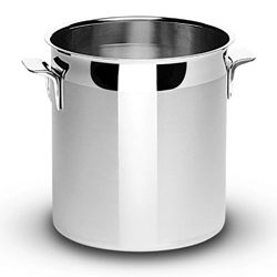 TRAMONTINA straight ice bucket 12 cm 18-10 stainless steel Cosmos 10P13Dec14