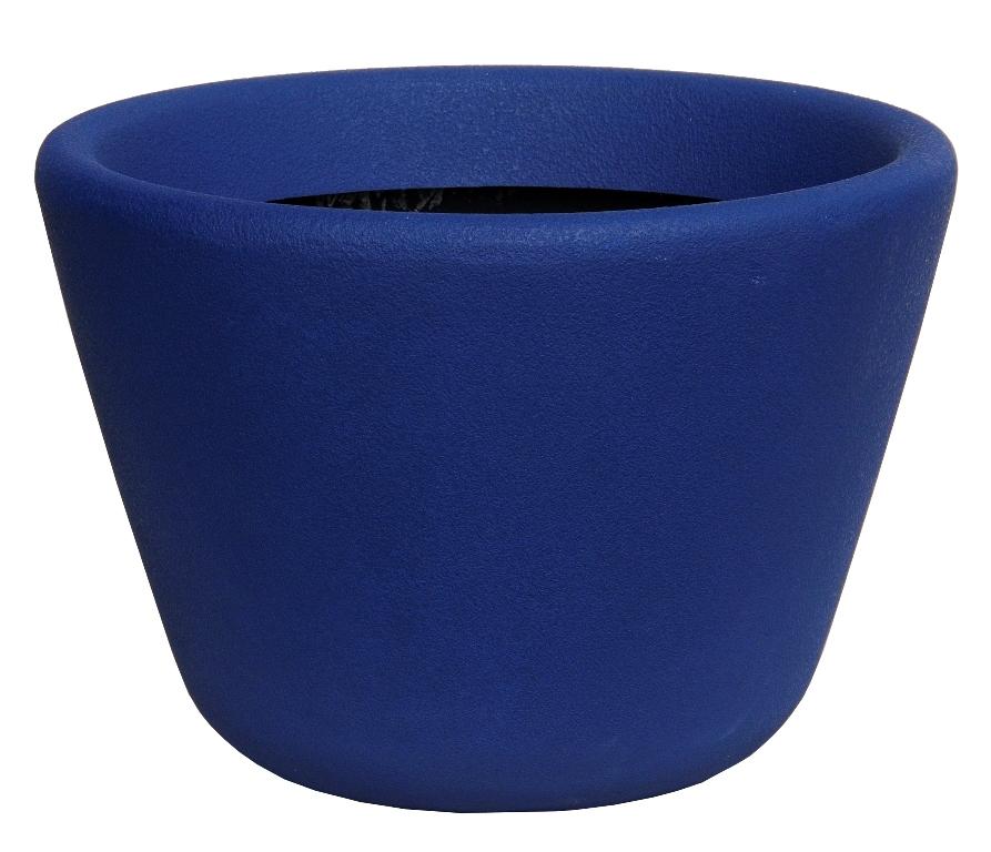 ファイバーグラス プランター [960-0022-3] ランプ60型DB 植木鉢 鉢カバー シンプル おしゃれ 大型 花 ガーデニング ※沖縄・離島への発送は不可となります※ (サイズ 直径60.0×高さ41.5cm)