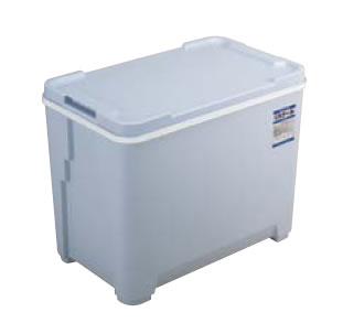送料無料 冷・温蔵庫 保温・保冷コンテナ リスクール TH-60 V5(真空断熱材5個仕様)(EBM20-1)(620-03)