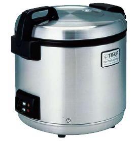 炊飯器 送料無料 ハイパワーで一気に炊き上げる200Vタイプ! タイガー 業務用 炊飯電子ジャー JNO-B360 6~20合 (7-0648-0601)
