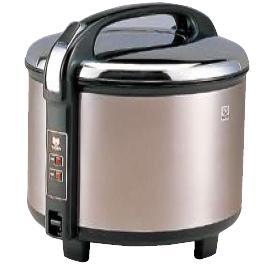 炊飯器 送料無料 丈夫で耐久性にすぐれたステンレス製ボディ! タイガー 業務用炊飯電子ジャー JCC-270P 7~15合 (7-0649-0601)
