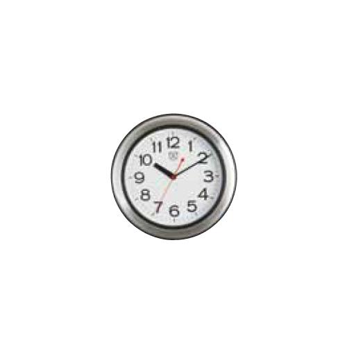 SPA&スチームサウナ用クロック SKS-280 (強化防湿・防塵クロック) ホテル・旅館など 温泉 大浴場 岩盤浴 浴室備品 サウナ用時計 防湿 防塵 (7-2378-0101)