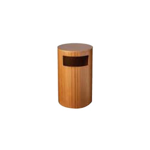 木製 テーブル&ダストボックス 990T チーク ホテル・客室など 客室備品 店舗備品 ゴミ箱 ダストボックス 木製 おしゃれ シンプル (7-2365-0801)