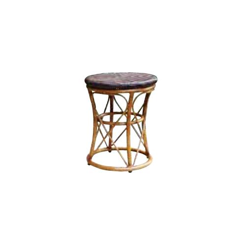 PPラタン アルミ椅子 デラックスタイプ (焼付け塗装) CH-551-DX ホテル・旅館など 温泉 大浴場 岩盤浴 浴室備品 スツール 椅子 アルミ (7-2377-1601)