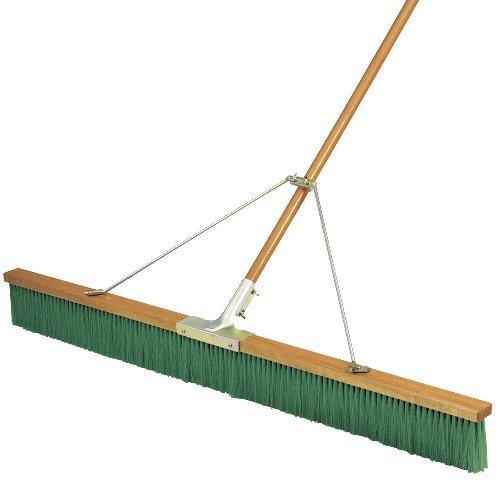 ※代引不可 送料無料 清掃用品 運動場やテニスコートの整備に 幅1.5m|大型 コンドル グランドブラシ(PETタイプ) (山崎産業)[BR447-000X-MB] C