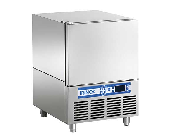 IRINOX イリノックス ブラストチラー ショックフリーザー EF10.1 小型100V仕様 正規輸入品 業務用 急速冷凍 コンパクトフリーザー ショックフリーズ FMI(エフエムアイ)