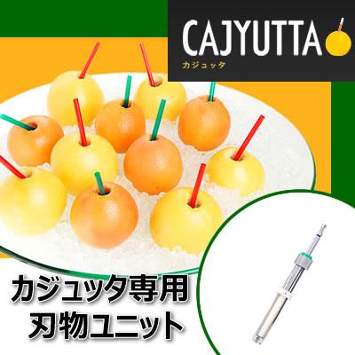 送料無料!果汁搾り機カジュッタ(CAJYUTTA)専用 刃物ユニット CJT3-03-01 (EBM18-1)(1131-04)