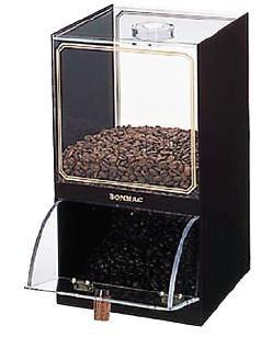 コーヒーケース 送料無料 BONMAC ボンマック コーヒーケース W-II 容量約2kg (7-0856-1301)