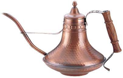 コーヒーポット 銅 エレガンス ブロンズ コーヒーサーバー 大 1,200cc (6-0809-2001)