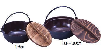 【予約中!】 IH対応! いろり鍋30cm 季節鍋・よせ鍋 IK 電調専科 深型鍋 (鉄製 内面茶ホーロー仕上) 30cm (7-2013-0606), Joshinの中古PC J&Pテクノランド fc469935