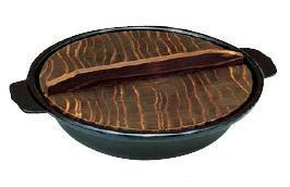 ! IH対応! よせ鍋・季節鍋・鍋物30cm アルミ製アルミ電磁用 寄せ鍋 30cm (7-1989-1002)