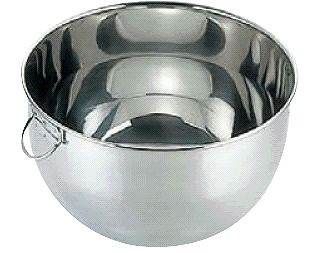 料理道具 ボール ステンレス 送料無料 泡たて用の丸型ボール! 18-8 泡立ボーズ 36cm (6-0237-1203)