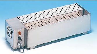 送料無料 包丁・ナイフ 電気式ナイフウォーマー 530×173×H126mm (7-0327-0901)