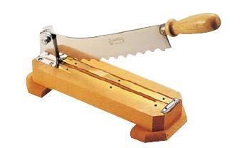 包丁・ナイフ マトファ フランスパンカッター 120061 刃24cm (7-0326-0301)