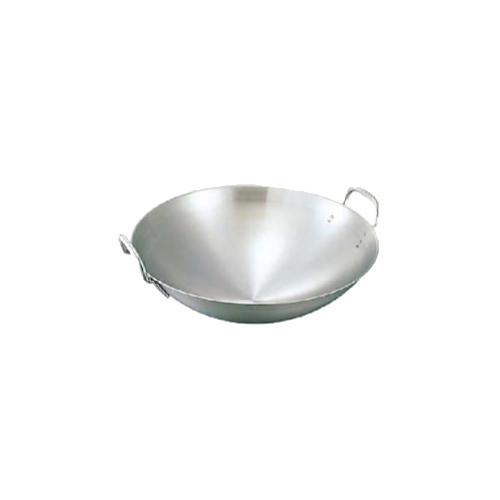 ※代引不可※カンダオリジナル商品!18-8両手中華鍋 60cm カンダ(C1-0002-0607) 中華鍋 両手鍋 ステンレス製 麺茹で 鍋