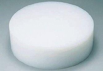 まな板 送料無料 中華用:中・厚さ100mm K型 プラスチック中華まな板 ★ (6-0342-0205)