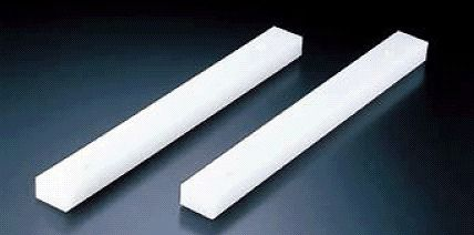 まな板小物 送料無料 プラスチック まな板受け台(2ヶ1組)UKB01 全長:50cm (6-0347-1002)