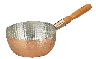 雪平鍋:24cm 銅製 雪平鍋24cm (6-0047-1404)