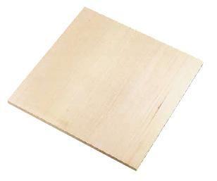【送料無料】【麺台・のし板】【そば・うどん・パン生地などに】木製麺台 大 750×750×H30mm (6-0359-0101)