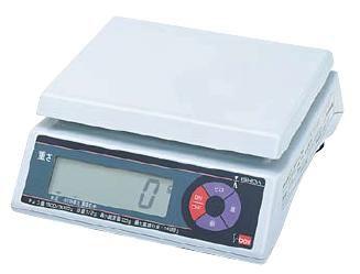 送料無料 ハカリ イシダ 上皿型 重量はかり S-box 3kg (7-0563-0401)