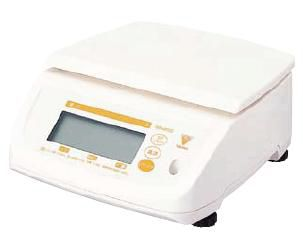 送料無料 ハカリ 寺岡 防水型デジタル上皿はかり テンポ DS-500 2kg (7-0563-0501)