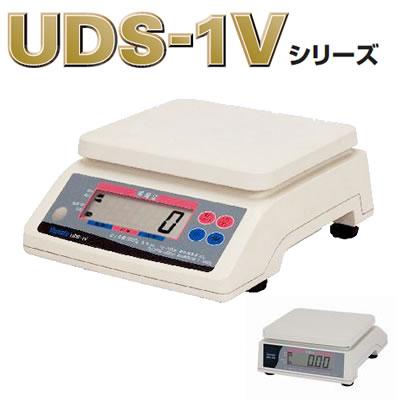 大和製衡|Yamato 振動除去機能搭載!デジタル式上皿自動はかり 検定品 汎用タイプ ひょう量:3kg 6kg 15kg 型式UDS-1V