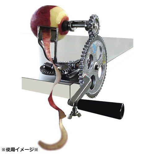 リンゴ皮むき機 IS-310型 リンゴや梨の皮むきにおすすめ! (7-0531-0601)