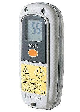 送料無料 放射温度計 防水型 ハンディ放射温度計 IR-TE (6-0547-0901)