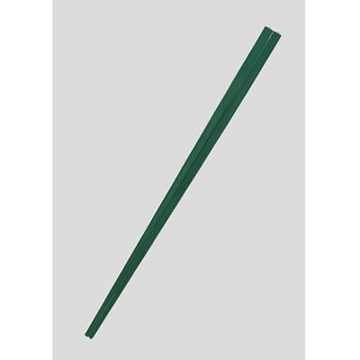 送料無料 Daiwa|業務用箸|プラスチック製|飲食店|学食|社員食堂 50膳セット 中華箸 23cm 緑(23cm) (台和)[EC-230-G]