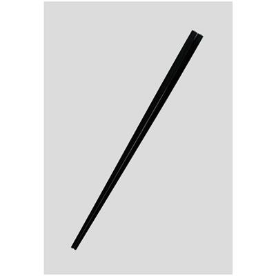 送料無料 Daiwa|業務用箸|プラスチック製|飲食店|学食|社員食堂 50膳セット 中華箸 25cm 黒(25cm) (台和)[EC-250-BK]